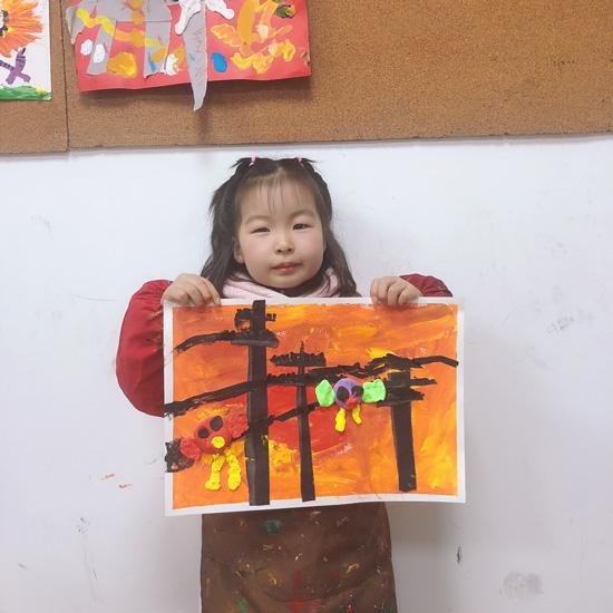 为什么主张孩子学美术?