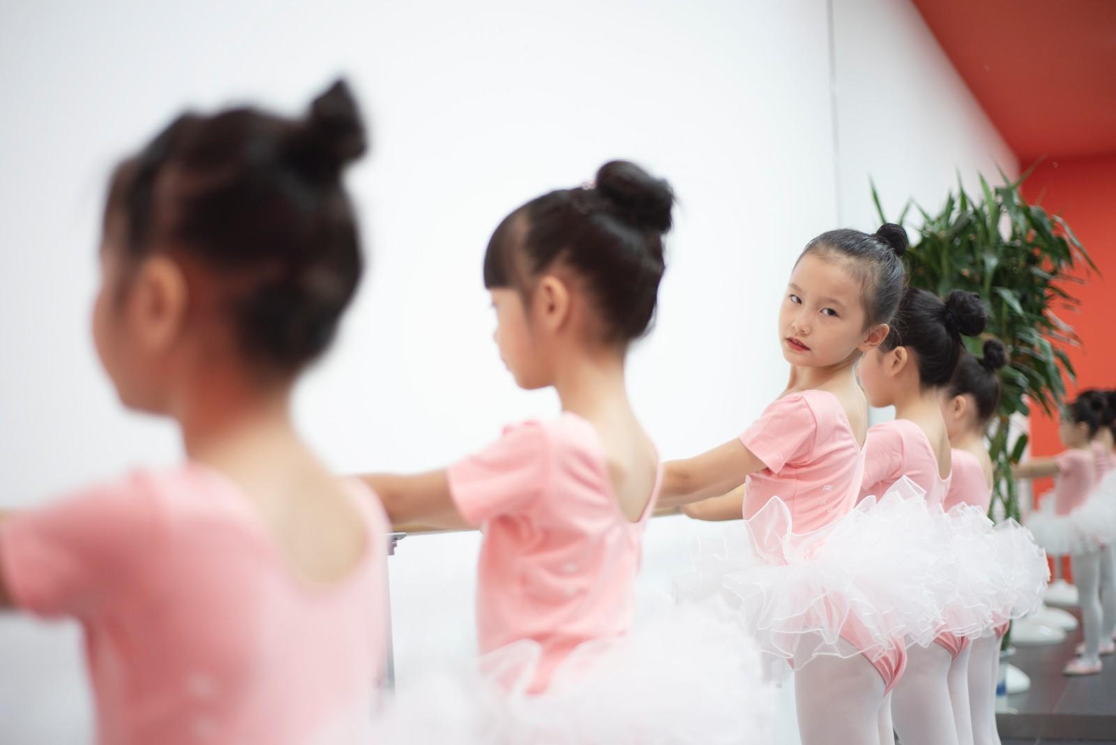 为什么喜欢的跳舞的宝贝,都美美哒!