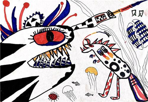 孩子学画画,为孩子营造好的艺术氛围