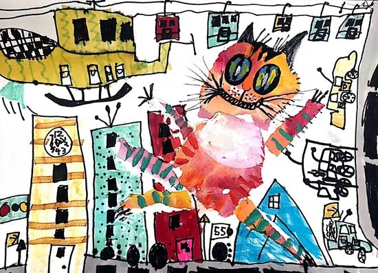 孩子学美术究竟能学到什么?只是画画吗?