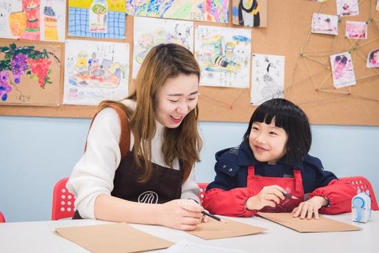 孩子学美术,好的习惯和规矩,必须养成!